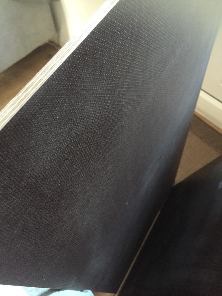 WATERPROOF boards 2ft x 4ft