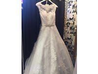 Wedding Dress - Ronald Joyce