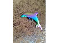 Dolphin brooch