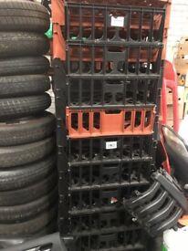 Bread crates/ storage crates