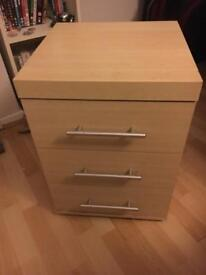 Bedside table/small draws