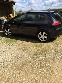 Seat Leon 2.0 - Very High Spec, FSH, 1 previous owner