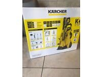 Karcher K4 full control + home and car kit