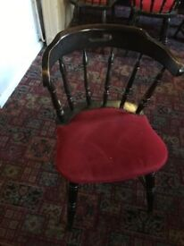 Used tables and chairs. Ideal for furnishing pub, bar, restaurant, cafe or a coffee shop.