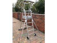 Platform ladder forsale