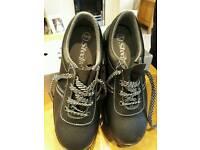 New Steel toe cap shoes