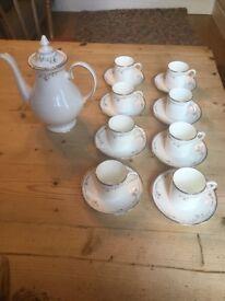 Royal Grafton, tea set, Camille