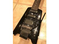 Hohner G3T headless electric guitar - licensed Steinberger copy