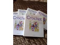 The Art of Crochet course of Books