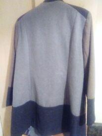 Grey coat for sale