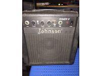 Johnson amplifier