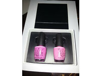 OPI Nail Varnish, Beautiful Boxed Gift, Brand New