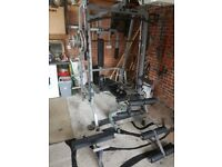 Body solid series 7 smith machine master package (gym equipment)