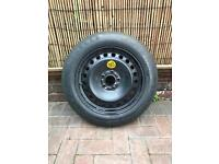 "16"" space saver spare wheel with perelli tyre"