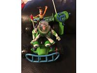 Toy Story RC Racer Remote Control Car
