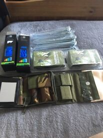 Military bits and bobs