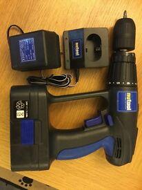 NuTool battery drill