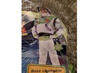Fancy Dress - Buzz Lightyear adults costume