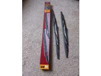 Halfords Set 30 Wiper blade set
