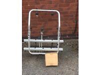 vw cycle rack