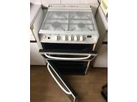 Gas cooker 2x oven 1x grill