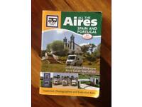 All the Aires Spain & Portugal, 4th addition, Camper/motorhome book