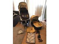 Cosatto Giggle 2 Oaker pram/pushchair