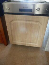 Hotpoint LSB 5B019 dishwasher
