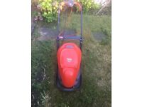Flymo lawn mower for sale