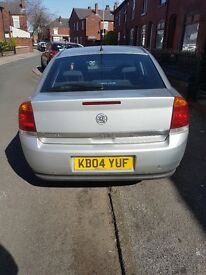 Vauxhall Vectra 1.8 petrol . Drives Great !!
