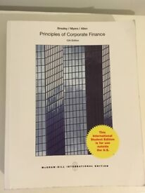 Principles of Corporate Finance (12th edition) by Richard Brealey et al