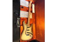 Fender Custom Shop Eric Clapton Antigua Stratocaster