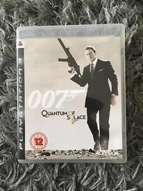 PS3 007 Quantum of Solace