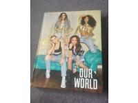 Little Mix our world book