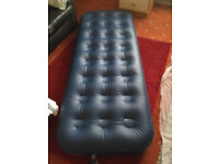 Single air bed excellent condition