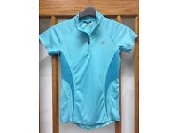 Karrimor Running Top - Size 8 - Blue - Used but in good Condition - £5