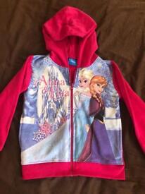"""Disney """"Frozen"""" zip jacket (5-6years)"""