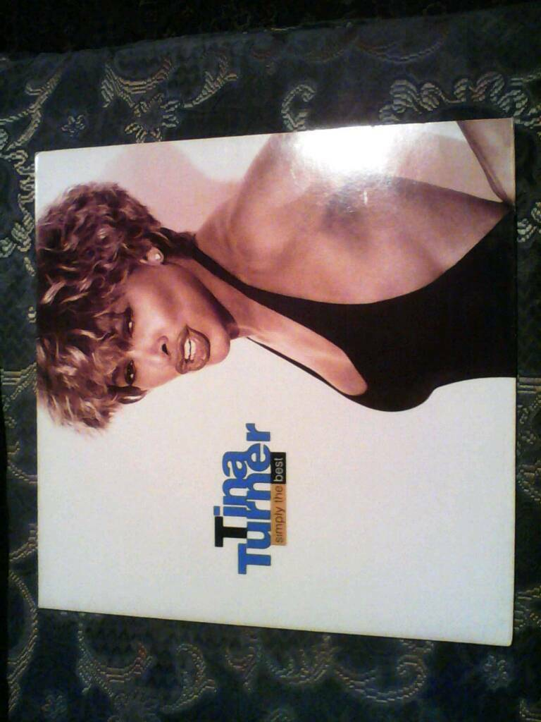 TINA TURNER SIMPLY THE BEST DOUBLE ALBUM IN SUPERB EXCELLENT CONDITION