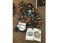 Skylanders HUGE Bundle, All 6 Games Xbox 360v ***PRICE REDUCED*** ***CAN SPLIT***