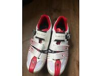 Pearl Izumi Race RD II cycling shoes in perfect condition size 11