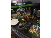 Skylanders imaginators with extra figures Xbox one