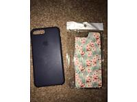 2 x iPhone 7 Plus cases