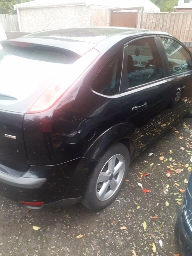 Ford foucs d £500ono