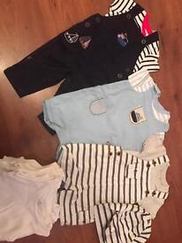 3-6 months baby boy bundle