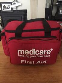 First aid kit very large
