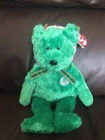 Ty Christmas beanie teddy