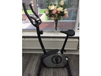 Almost new exercise bike
