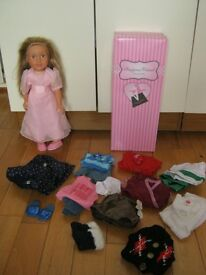 Designafriend design a doll clothing & accessories boxed doll 2