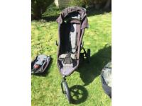Phil & Teds double pushchair / buggy - needs tlc. Southampton