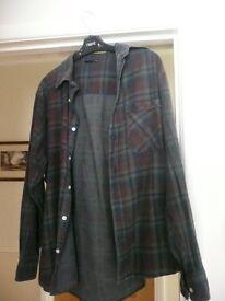 Cotton Shirt Size M